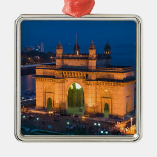 INDIA, Mumbai (Bombay): Gateway of India / Christmas Ornament