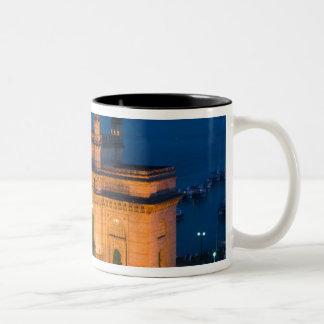 INDIA, Mumbai (Bombay): Gateway of India / Two-Tone Coffee Mug