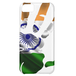 INDIA NICE HAND FLAG PRODUCTS CASE FOR iPhone 5C