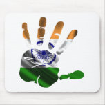 INDIA NICE HAND FLAG PRODUCTS MOUSEPAD