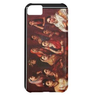 India Ninetinth Century Fashion iPhone 5C Case