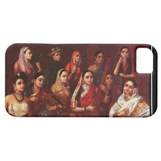 India Ninetinth Century Fashion iPhone 5 Covers