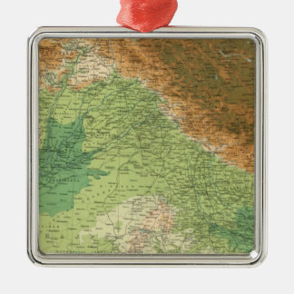 India northwestern section christmas ornament