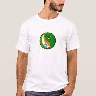 India + Pakistan in Harmony T-Shirt