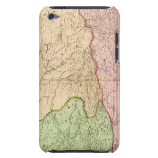 India peninsula North Case-Mate iPod Touch Case