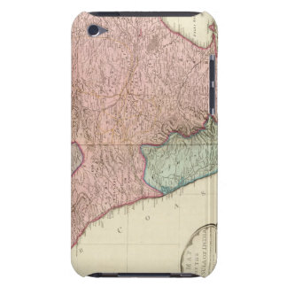 India peninsula South iPod Touch Case