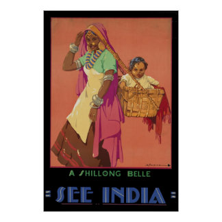 India Poster