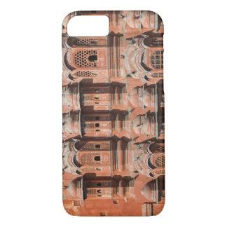 INDIA, Rajasthan, Jaipur: Hawa Mahal (Palace of iPhone 8/7 Case