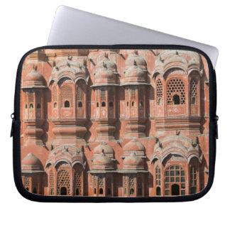 INDIA, Rajasthan, Jaipur: Hawa Mahal (Palace of Laptop Sleeve