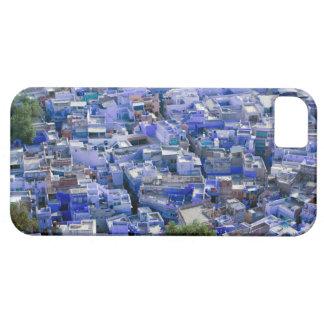 INDIA, Rajasthan, Jodhpur: Blue City of Jodhpur iPhone 5 Case