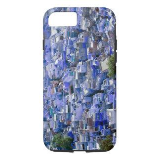 INDIA, Rajasthan, Jodhpur: Blue City of Jodhpur iPhone 8/7 Case
