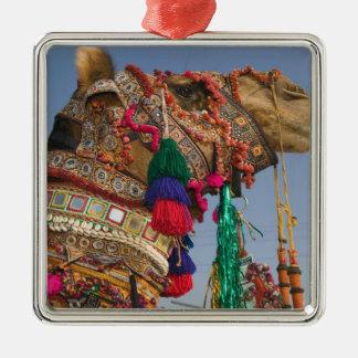 INDIA, Rajasthan, Pushkar: PUSHKAR CAMEL FAIR, Christmas Ornament