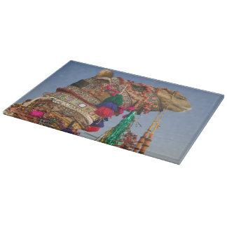 INDIA, Rajasthan, Pushkar: PUSHKAR CAMEL FAIR, Cutting Board