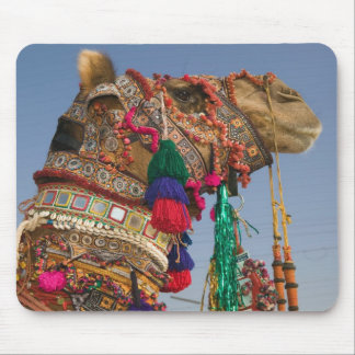INDIA, Rajasthan, Pushkar: PUSHKAR CAMEL FAIR, Mouse Mat