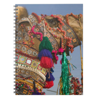 INDIA, Rajasthan, Pushkar: PUSHKAR CAMEL FAIR, Notebook