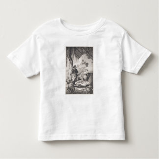 India-rubber manufacture toddler T-Shirt