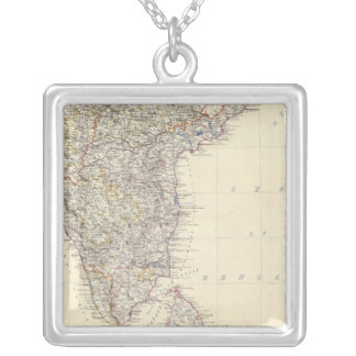 India S Silver Plated Necklace