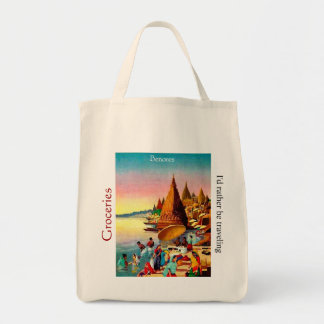 India Scene Grocery Tote