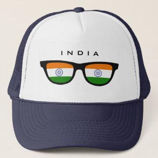 India Shades custom hat