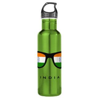 India Shades custom water bottles