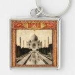 India, Taj Mahal Key Chain