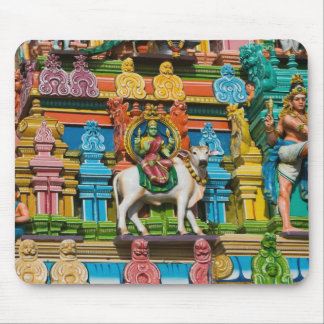 INDIA, Tamil Nadu, Chennai: Kapaleeshwarar Mouse Pad
