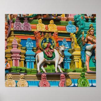 INDIA, Tamil Nadu, Chennai: Kapaleeshwarar Poster