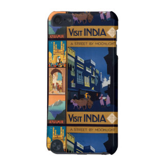 India Travel Poster collage phone cases