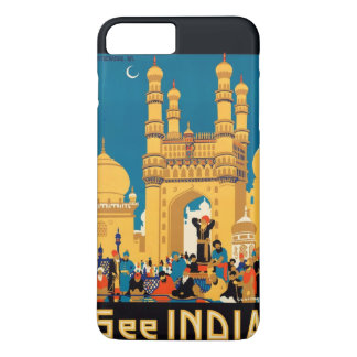 India Travel Poster phone cases