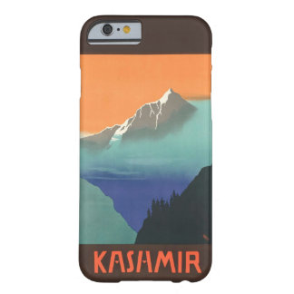 India Travel Poster phone cases Barely There iPhone 6 Case