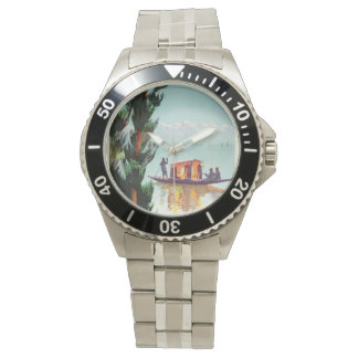 India Travel Poster watches