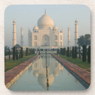 INDIA, Uttar Pradesh, Agra: Taj Mahal, Morning Coaster