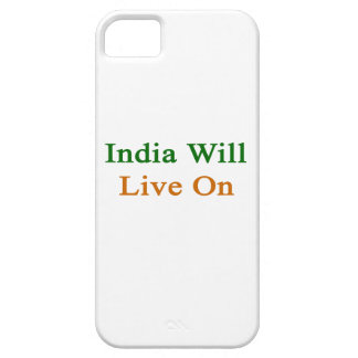 India Will Live On iPhone 5 Case
