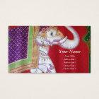 Indian art elephant Business Card
