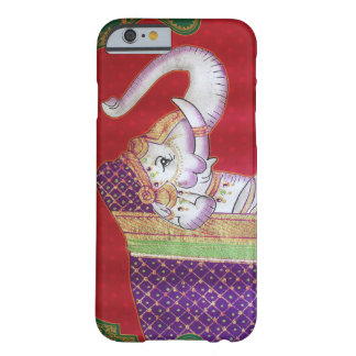 Indian art elephant iPhone 6 case Barely There iPhone 6 Case