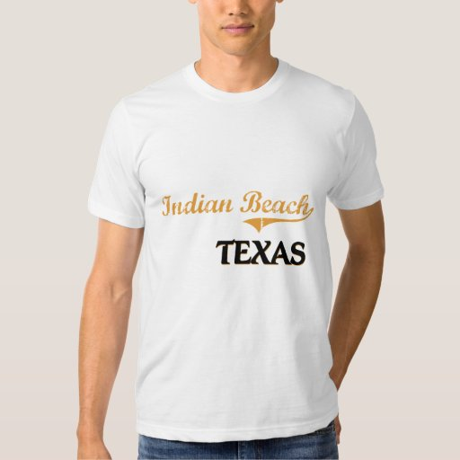 Indian Beach Texas Classic T-shirt