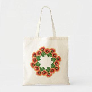 Indian Blanketflower Tote