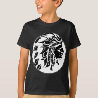 Indian Chief Head T-Shirt