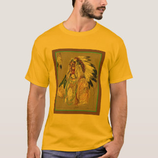 Indian chief T-Shirt