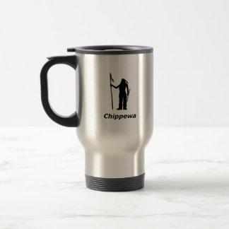 Indian Chippewa Travel Mug