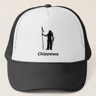 Indian Chippewa Trucker Hat