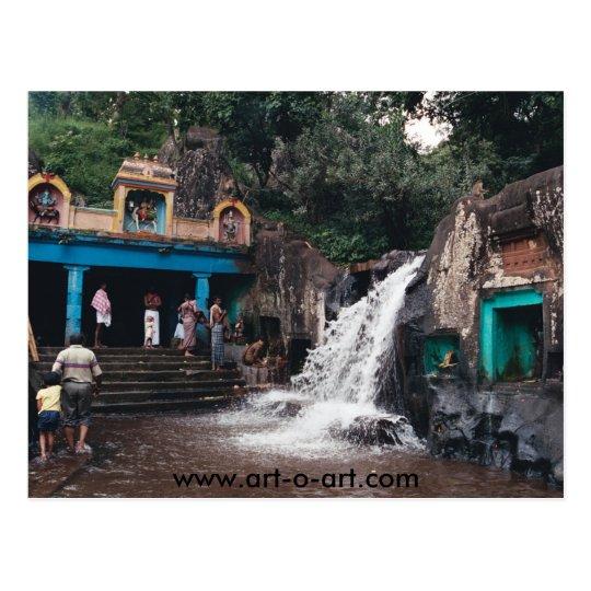 Indian Chola temple Postcard