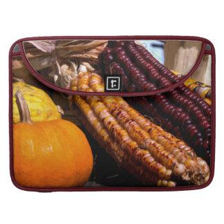 Indian Corn and Pumpkin MacBook Pro Sleeve