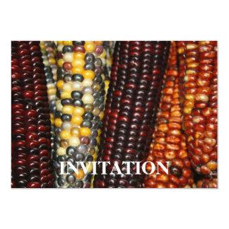 Indian Corn Variety INVITATION