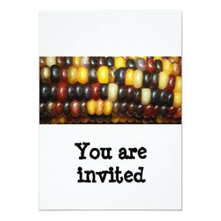 Indian Corn  You are invited Invitation