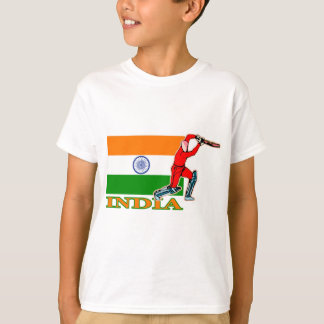 Indian Cricket Player T-Shirt