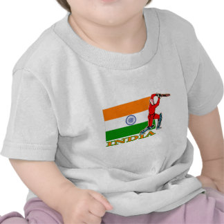 Indian Cricket Player Tee Shirts
