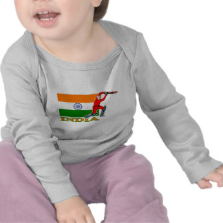 Indian Cricket Player Tees