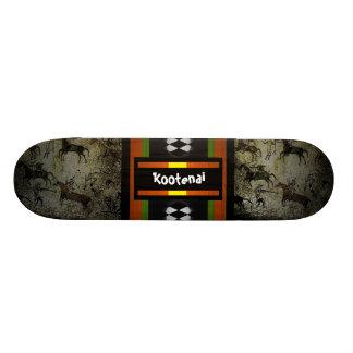Indian customizable text 21.6 cm old school skateboard deck
