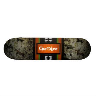Indian customizable text 21.6 cm skateboard deck